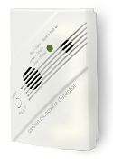 Carbon Monoxide Detector, Residential and Commercial Duty